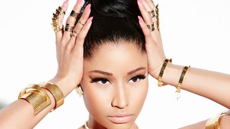 Chart Check: Nicki Minaj's 'Anaconda' Makes UK Top 3 Debut But Fails To Nab Top Spot