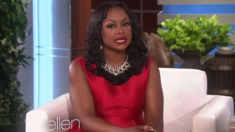 Phaedra Parks Visits 'Ellen' / Talks Apollo Nida Conviction & Confirms Divorce