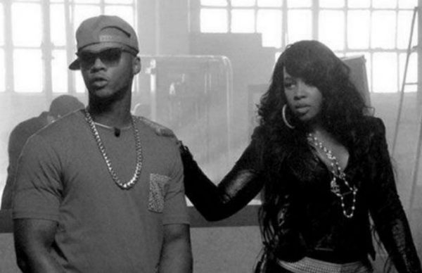 remy ma papoose cypher thatgrapejuice 600x388 Must See: Remy Ma & Papoose Blaze BET Hip Hop Awards 2014 Cypher