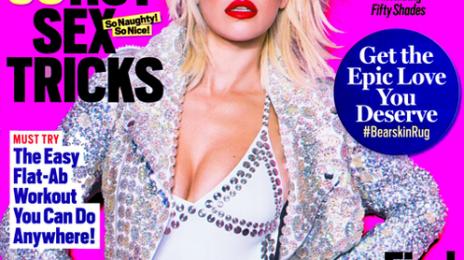 Hot Shot: Rita Ora Covers 'Cosmopolitan USA'