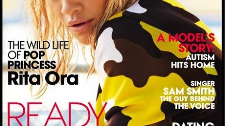 Rita Ora Rocks Teen Vogue's November Issue (Double Cover)