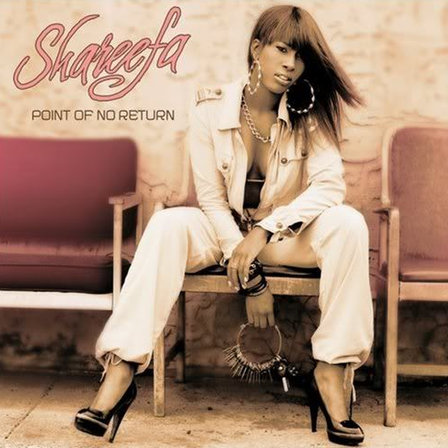 shareefa point of no return that grape juice 1 Point of No Return: Shareefa Accuses Keyshia Cole Of Copying Album Title