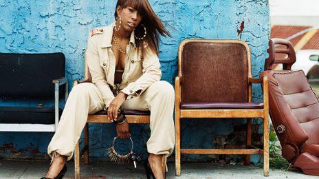 'Point of No Return': Shareefa Accuses Keyshia Cole Of Copying Album Title