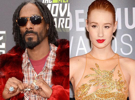 snoop iggy thatgrapejuice1 Did You Miss It?:  Iggy Azalea Claps Back At Snoop Dogg After Instagram Diss