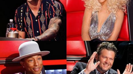 Christina Aguilera To Return To 'The Voice'