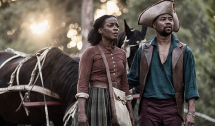 BET To Launch New TV Series Named.... 'The Book of Negroes'