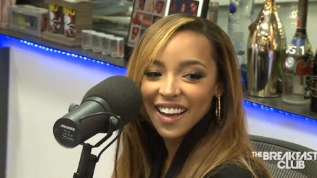 Tinashe Visits 'The Breakfast Club' / Talks New Album, Female Competition, & More