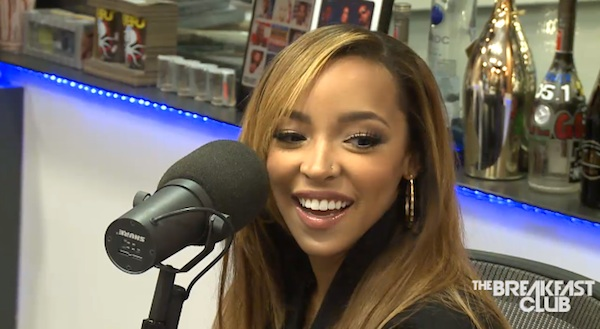 tinashe breakfast club thatgrapejuice Tinashe Visits The Breakfast Club / Talks New Album, Female Competition, & More