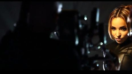 Behind The Scenes: Usher, Tinashe, & Kid Ink Shoot 'Body Language' Video