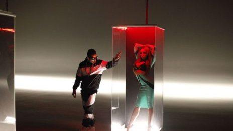 Hot Shots: Usher & Tinashe Shoot 'Body Language' Video With Kid Ink