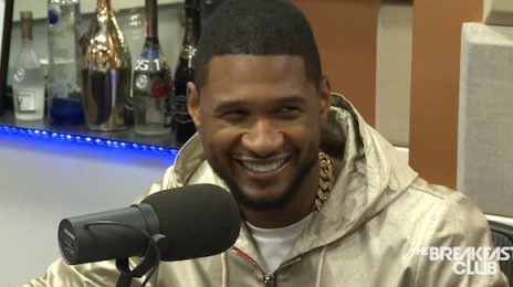 Usher Visits 'The Breakfast Club' / Dishes On New Album & Why Old Method Of Releasing Singles Doesn't Work Anymore