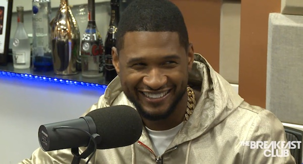 usher breakfast club thatgrapejuice Usher Visits The Breakfast Club / Dishes On New Album & Why Old Method Of Releasing Singles Doesnt Work Anymore
