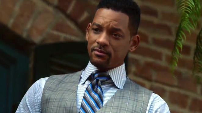 Movie Trailer Focus Starring Will Smith That Grape