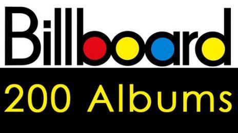 Shocking Shake-Up: Billboard 200 Album Chart To Include Streams & Downloads