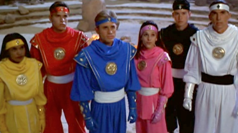 Report: New 'Power Rangers' Movie To Include Appearances By Original Cast