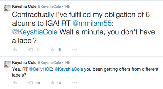 Screen Shot 2014 11 22 at 13.35.07 Keyshia Cole To Leave Interscope / Hunts For New Label