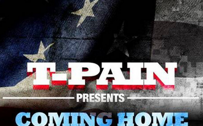 New Song: T-Pain - 'Coming Home'
