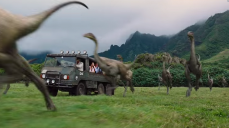 Movie Trailer: 'Jurassic World'