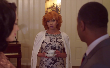 'Fragile': Faith Evans Tributes Shonda Rhimes' 'Scandal' In New Video