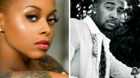 Hot Shots:  R&B Singers Omarion & Chrisette Michele Reveal Respective New Album Covers