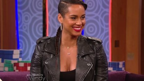 Watch: Alicia Keys Visits 'Wendy' / Talks Motherhood, Marriage, And Mixed Familes