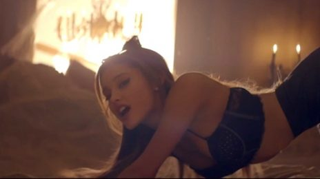 Chart Check: Ariana Grande's 'Love Me Harder' Leaps Into Top Ten Of Hot 100