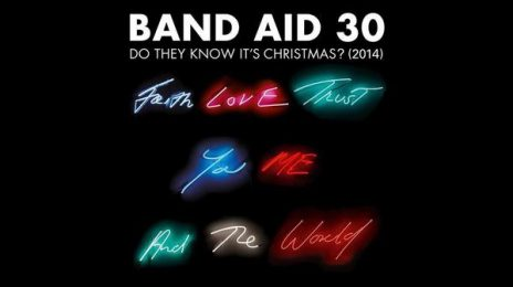 New Video: Band Aid 30 - 'Do They Know It's Christmas?' (ft. Rita Ora, One Direction, Emeli Sande & More) #BandAid30
