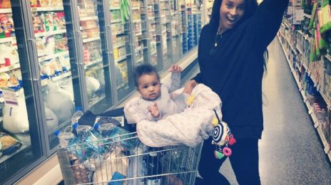 Hot Shots: Ciara Preps For Thanksgiving With Baby Future