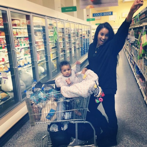 ciara future jr 1 thatgrapejuice 600x600 Hot Shots: Ciara Preps For Thanksgiving With Baby Future