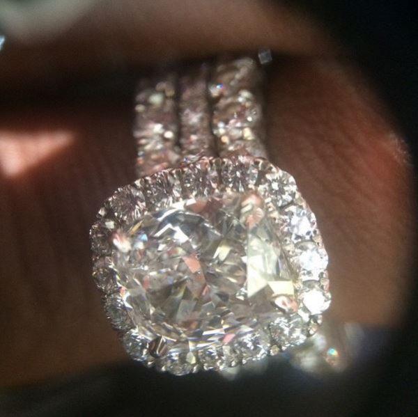 fantasia barrino wedding ring - Tamar Braxton Wedding Ring