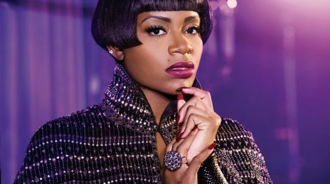 Fantasia Hits The Studio With R. Kelly / Previews New Song