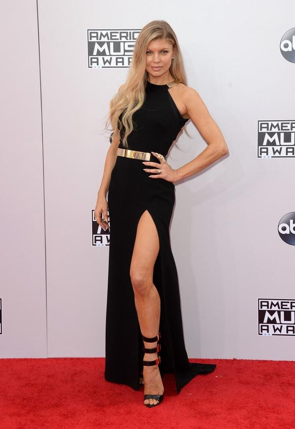 fergie amas 2014 thatgrapejuice American Music Awards 2014: Red Carpet Arrivals