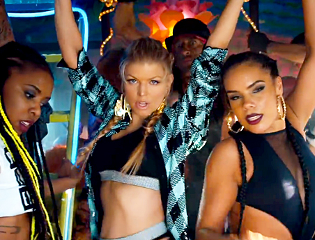 fergie la love that grape juice 2014 Nicki Minaj & Fergie Rock iTunes With New Releases / Iggy Azalea Sizzles On The Hot 100