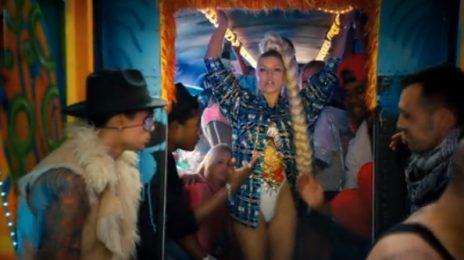 New Video: Fergie - 'L.A Love (La La)'