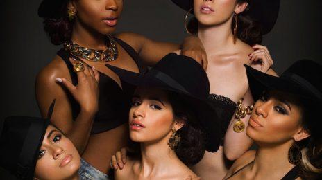 Watch: Fifth Harmony Perform 'Sledgehammer' On 'Good Morning America'
