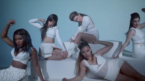 Sneak Peek: Fifth Harmony - 'Sledgehammer' Video
