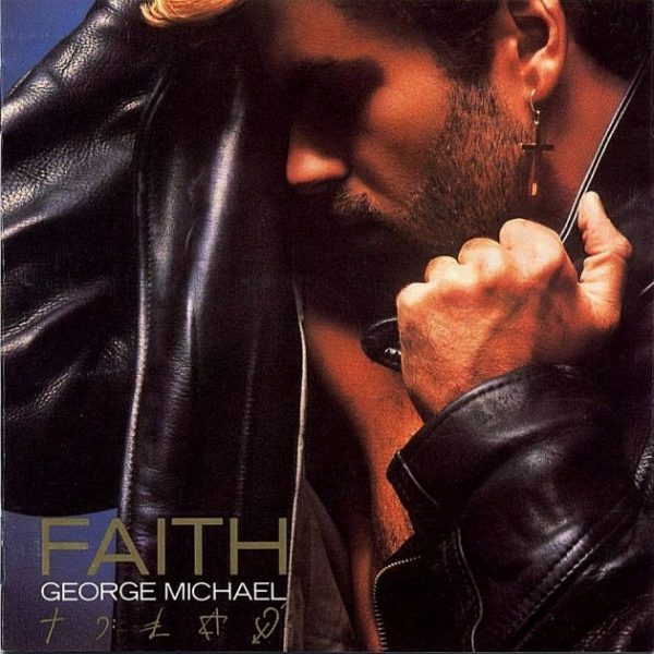 george michael faith album cover 600x600 TGJ Replay:  George Michaels Faith