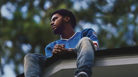 J. Cole Announces New Album '2014 Forest Hills Drive' / Set For Chart Showdown With Lil Wayne