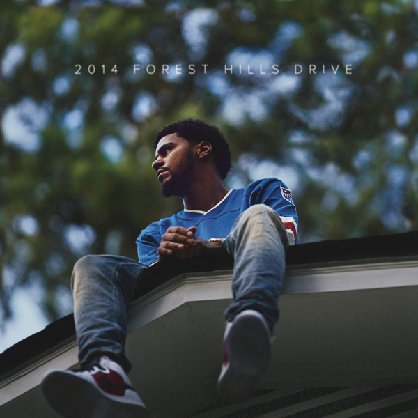 jcole forest hills drive cover thatgrapejuice 600x600 J. Cole Announces New Album 2014 Forest Hills Drive / Set For Chart Showdown With Lil Wayne