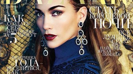Jennifer Lopez Covers Harper's Bazaar