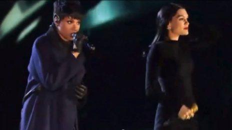 Watch: Jessie J & Jennifer Hudson Soar With 'Titanium' At 'The Concert For Valor'