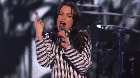 Watch: Jessie J Blazes 'Jimmy Kimmel Live' With 2 Chainz