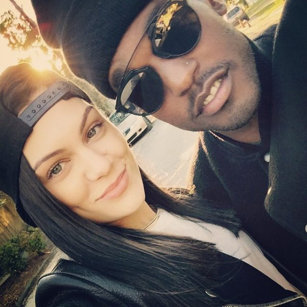 jessie j luke james thatgrapejuice 600x600 Watch: Luke James Opens Up About Relationship With Girlfriend Jessie J