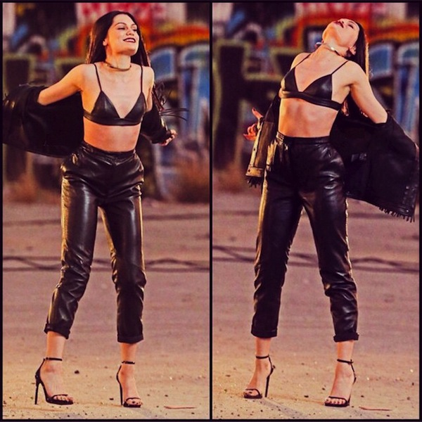 jessie j masterpiece shoot 2 thatgrapejuice Hot Shots: Jessie J Shoots Masterpiece Music Video