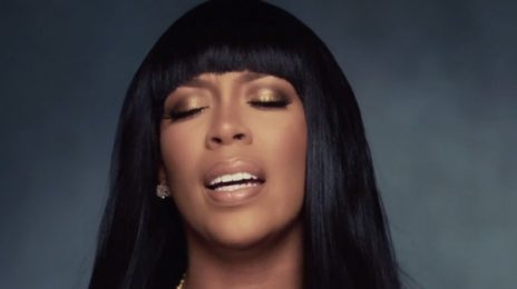 Lyric Video:  K. Michelle - 'Maybe I  Should Call'