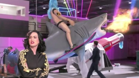 Katy Perry Releases 'Superbowl' Commercial / Throws Jabs At Lady GaGa?