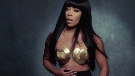 New Video: K. Michelle - 'Maybe I Should Call'
