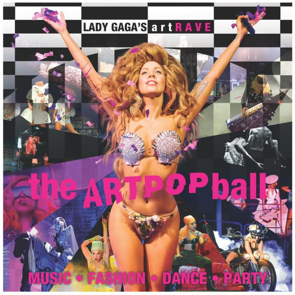 lady gaga artrave artpop ball thatgrapejuice 600x600 Live Stream: Lady GaGas Final ArtRave: The ARTPOP Ball Show (#artRaveLIVESTREAM)