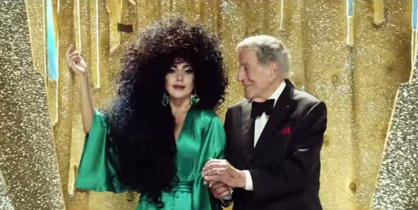 lady gaga hm commercial thatgrapejuice Lady GaGa Serves Glitz & Glamour In New H&M Holiday Commercial
