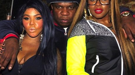 Hot Shot: Lil Kim & Remy Ma Pose It Up At Fabolous' Birthday